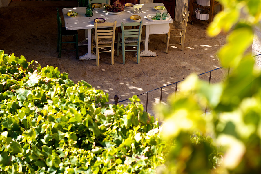 Outdoors - Outdoors dining area